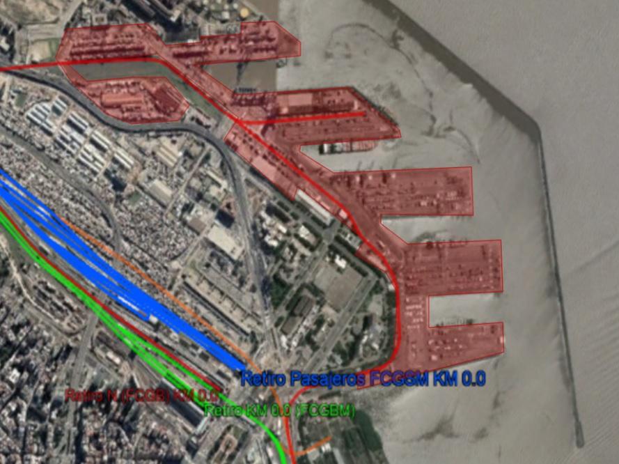 Adiós al Puerto: análisis del factor ferroviario entre Buenos Aires y las alternativas de relocalización