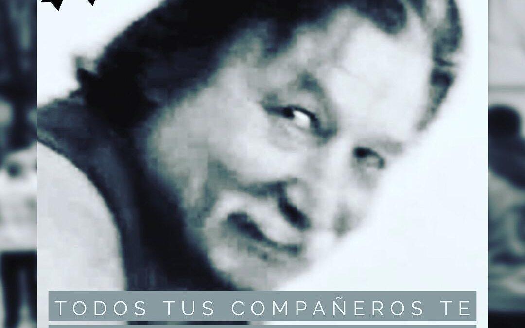 Tv📺 Una triste noticia tuvimos los guincheros por la pérdida de nuestro compañero y amigo Hector Duarte más conocido por Lili. Enviamos nuestras condolencias a toda su familia. Hasta siempre compañero. Q.E.P.D #robertocoriaconducción #Guincheros