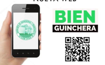 ¡Una Nueva Web BIEN Guinchera!😎🏗