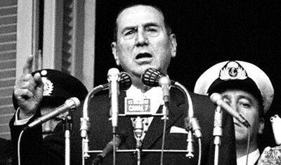 Aniversario 47 años de la muerte de Juan Domingo Perón