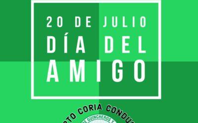 20 de Julio #DíaDelAmigo