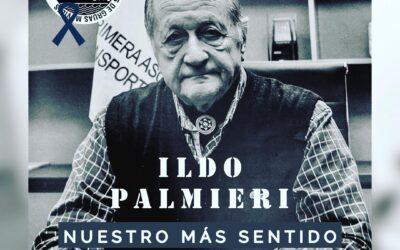 Nuestras condolencias a familiares y amigo de Ildo Palmieri quien